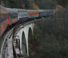 Trainride to Montenegro