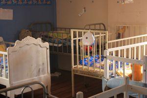 Hogar para todos orphanage, Azogues, Ecuador.