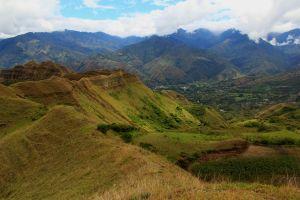 Vilcabamba panorama 1