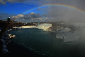 Niagara Falls downstream 2
