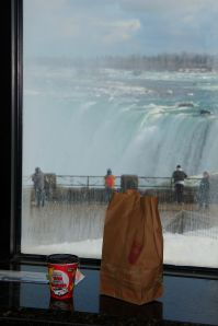 Niagara Falls lunch