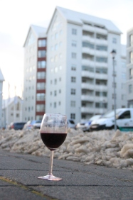 Icelandic people knew exactly when they'd had enough wine