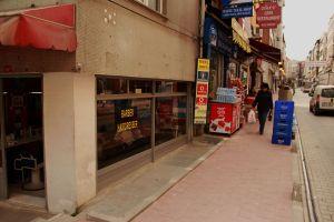 Istanbul barber 1