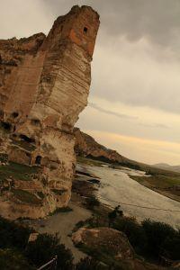 Hasankeyf citadel