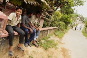 Sri Lanka kids
