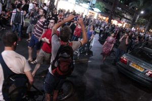 Tel Aviv protest 2