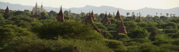 Bagan templescape 02