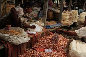 Nampan market