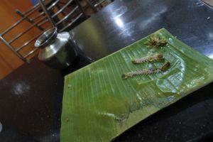 Jaffna food w fish after