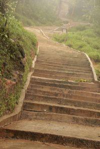 Sri Pada steps 3
