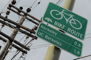 biking in Rockridge 02