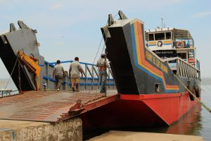 A different ferry, Nicaragua; do we name EVERYTHING after Che Guevara?