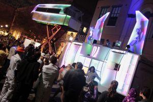 Glow Fire Festival, Dancetronauts