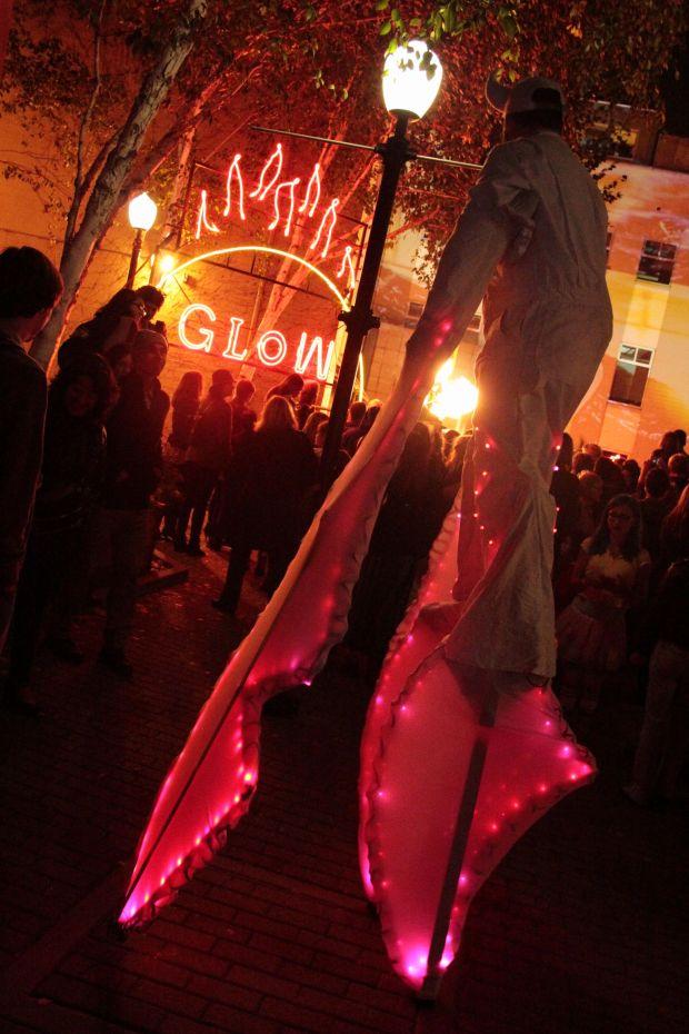 Glow Fire Festival