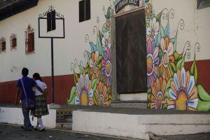El Salvador, ruta de las flores,