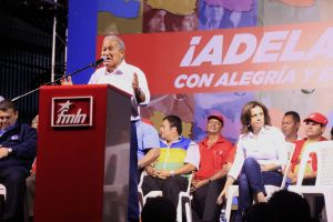 El Salvador, politics, election, FMLN
