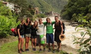 Aguas Calientes, Machu Picchu, Peru, backpacking