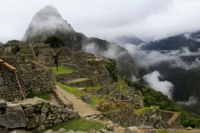 Machu Picchu, Peru, backpacking