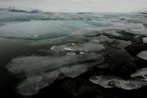 Jokusarlon Iceland ice lagoon