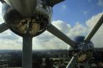 Atomium inner view