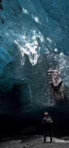 Ice Cave overhead