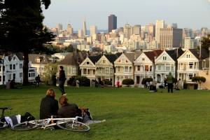 Full House houses, San Francisco