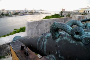 Havana harbor bay