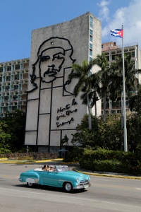 Che in the Ministry of the Interio