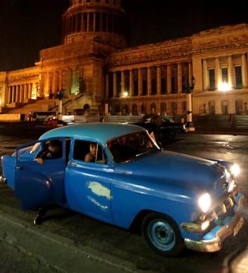 classic cars in Cuba 10