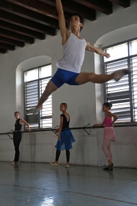 Cuba ballet, travel