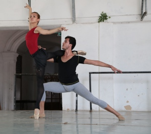 Cuban ballet Havana travel photo