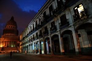 Havana capitol building