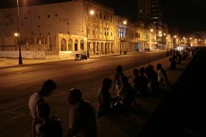Malecon esplanade in Havana