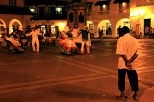 Next door, in Cartagena, Colombia. I miss the air at that latitude...