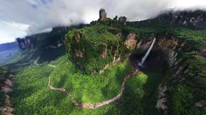 Beautiful Mount Roraima...where I will not be going on this trip.