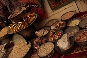 Jerusalem, Israel, frankincense and myrrh