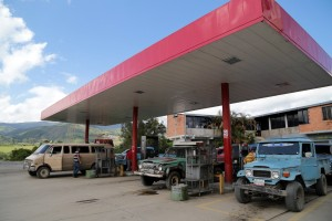 Venezuela gas