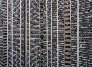 Apartment blocks in Hong Kong; can you breathe?
