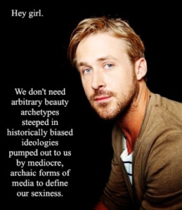 Gosling sexiness