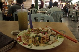 Mystery words and mystery meats in Kuala Lumpur