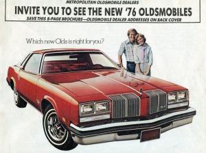 1976 Oldsmobile