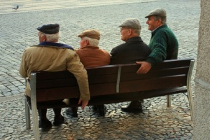 Hogeway bench