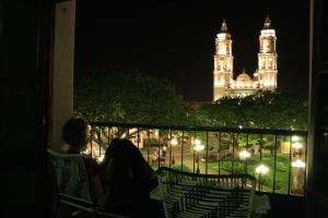 Campeche last view