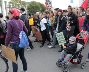 Dec 14 Daytime Protest 06 Baby march