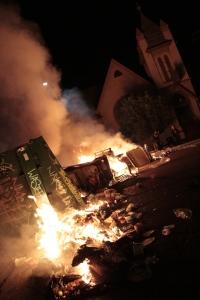 Michael Brown riots, Eric Garner protests, Oakland