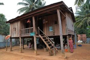 Chi Phat homestay