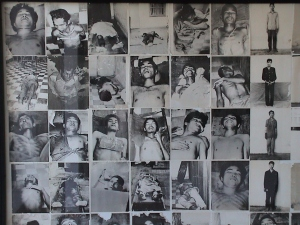 Tuol Sleng bodies and victims