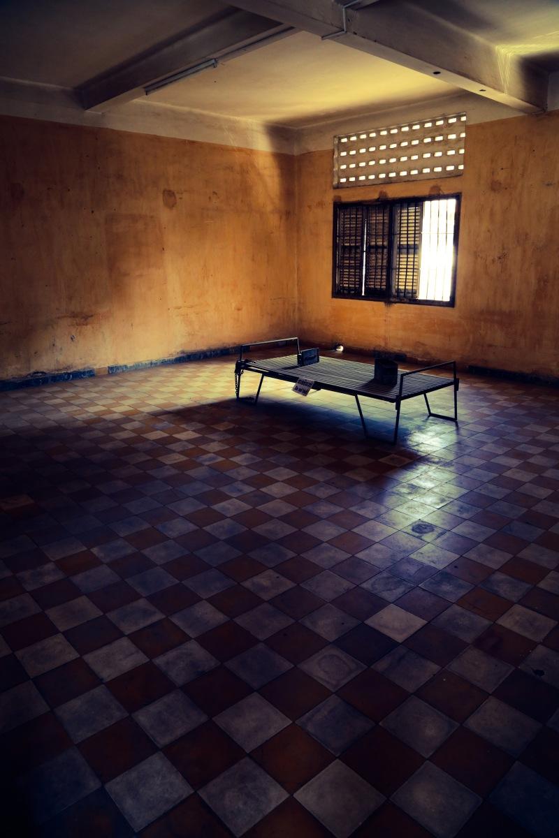 Cruelty Escape Room