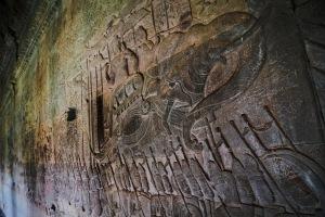 Angkor Wat 8453 vivid