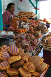 Pan dulce in Mexico